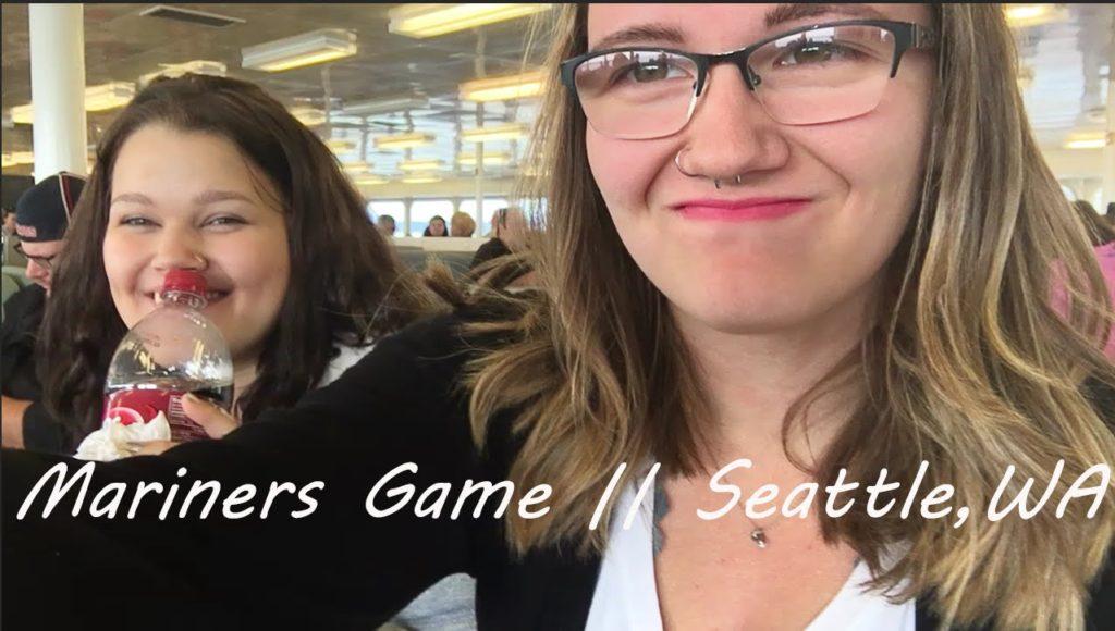 Vlog | Mariners Game
