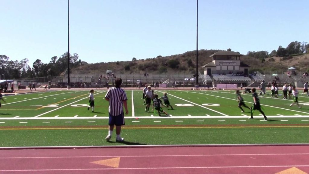 CCFF Week 3 Chargers vs Soquel Seahawks Second Half