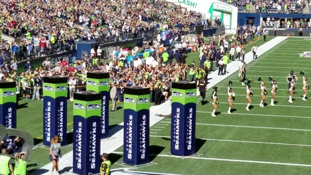 Seattle Seahawks interdiction