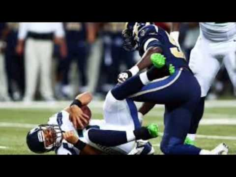 Russell Wilson injured in Seattle's 37-18 defeat of 49ers