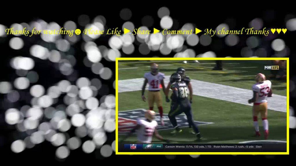 49ers vs  Seahawks Week 3   Post Game Highlights   NFL
