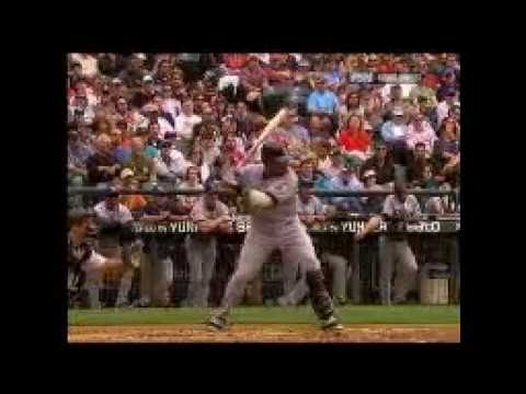 2008 Rays: Willy Aybar hits 3-run homer vs R.A. Dickey, Mariners (8.10.08)