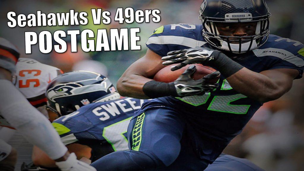 Seahawks Vs 49ers – (Postgame) – Fan Reaction – Week 3