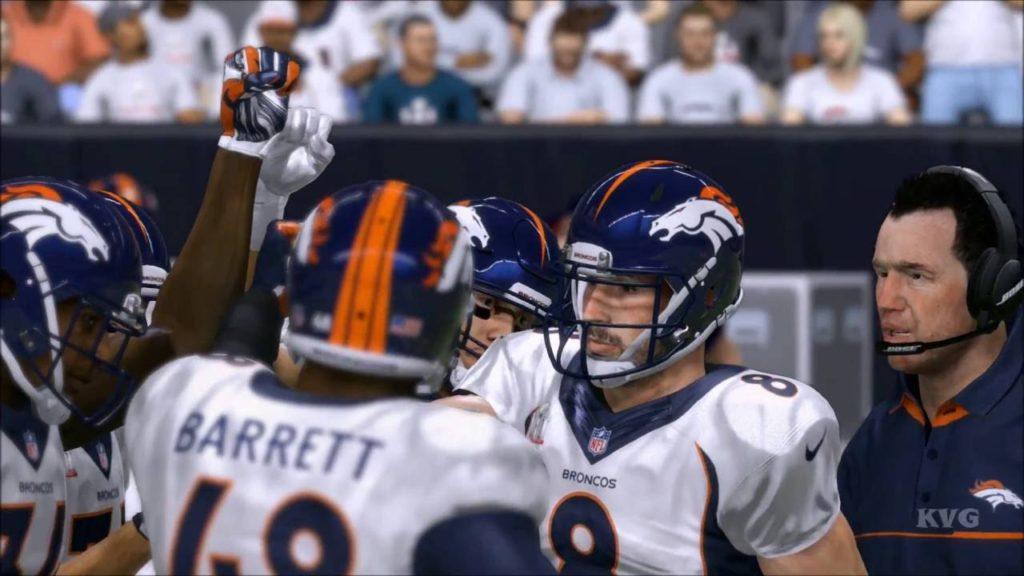 Madden NFL 17 – Denver Broncos vs Seattle Seahawks | Gameplay (HD) [1080p60FPS]