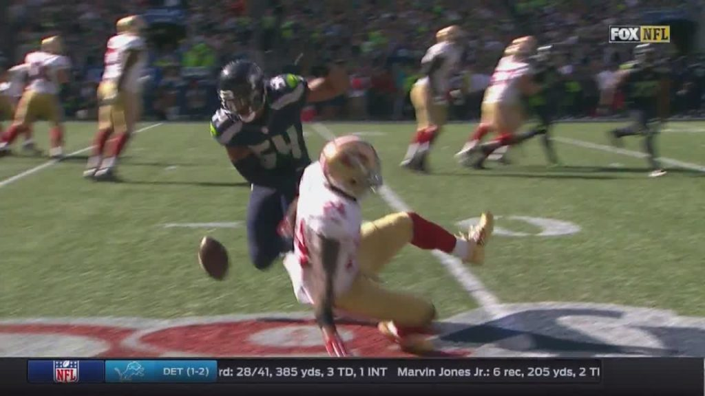 Gabbert blowing it left and right against #Seattle… by austink NFL Football: 49ers at Seahawks FOX