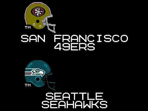 Tecmo Super Seahawks- Week 3 vs 49ers