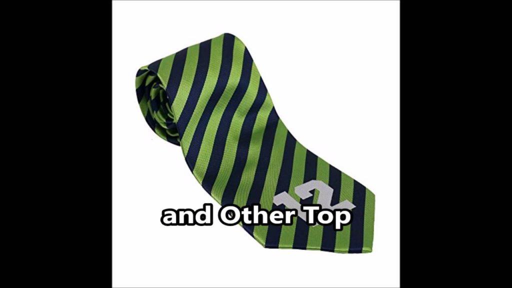 Seattle Seahawks Necktie