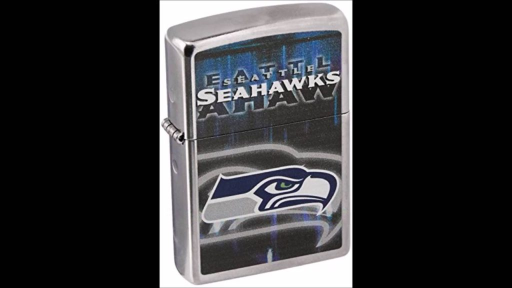 Seattle Seahawks Lighter