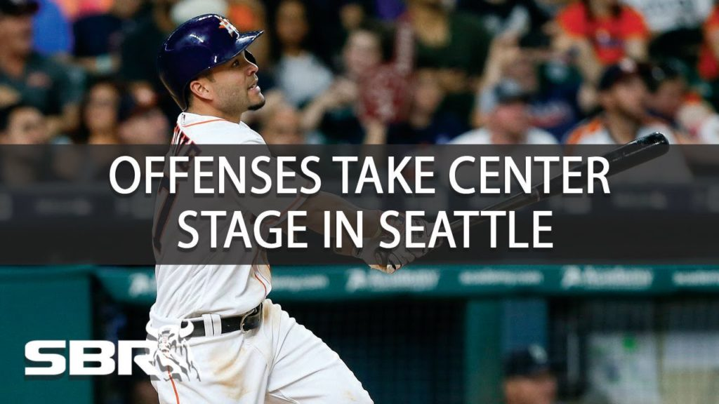 Astros Visit The Mariners In Huge Wildcard Race Matchup | MLB Betting Sept 16th