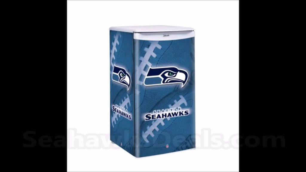 Seattle Seahawks Refrigerator