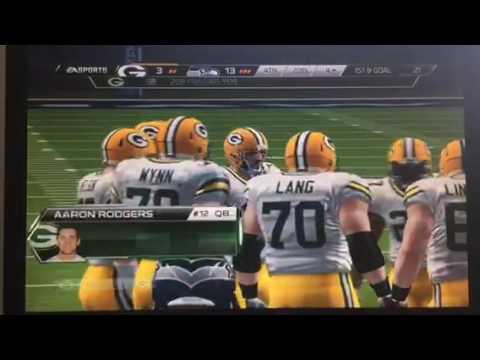 #5 Packers vs Seahawks
