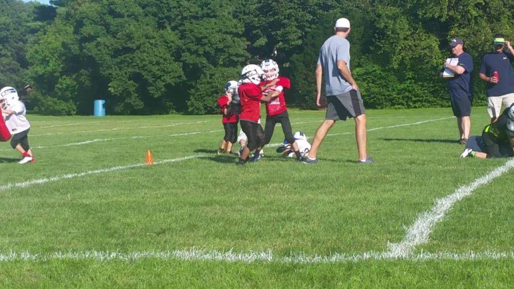 Seahawks practice(3)
