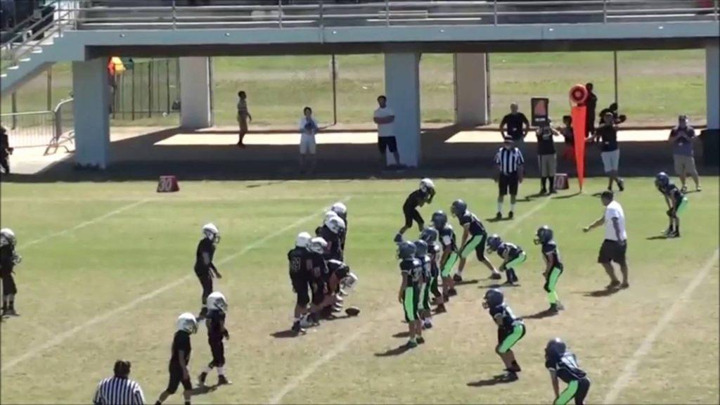 Scout Film Newport Mesa Seahawks Vs Black Fullerton Bears 9-24-16