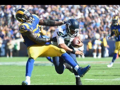 Seattle Seahawks vs Los Angeles Rams Full Game | NFL 2016 Week 2 – 09.18.2016