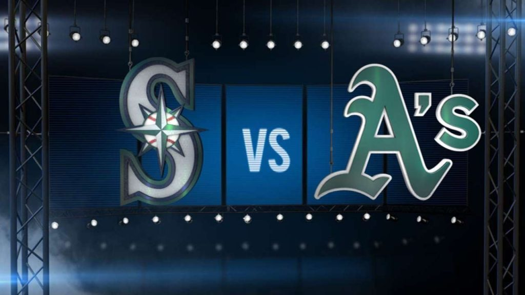 9/10/16: Mariners sail past A's in blowout victory