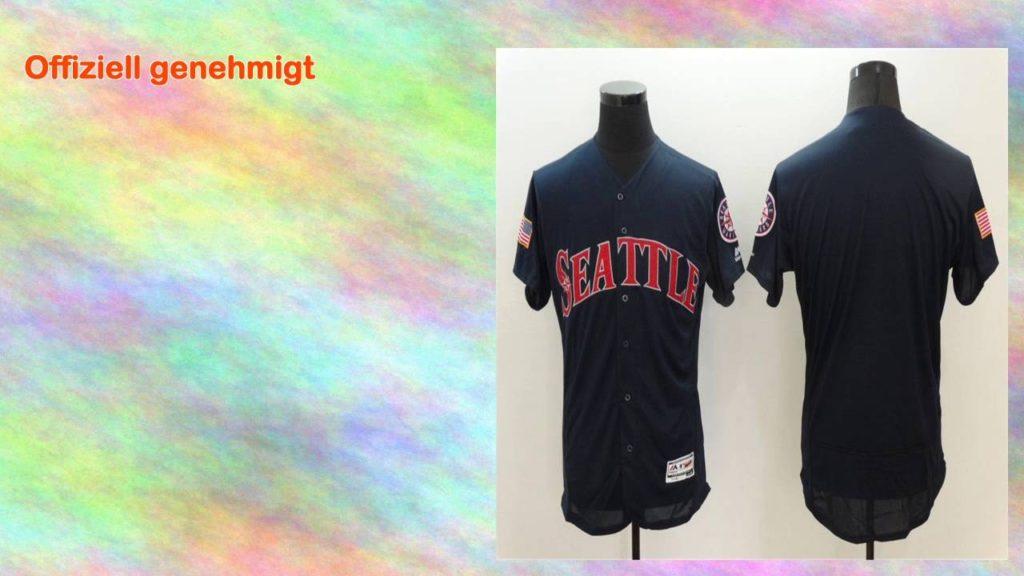Ken Griffey Jr. Seattle Mariners Mitchell & Ness