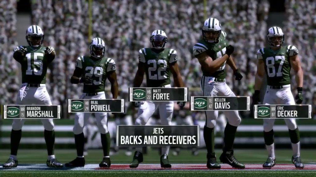 Seattle Seahawks vs New York Jets