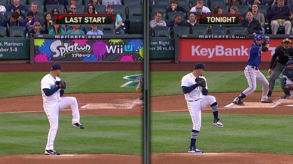 TEX@SEA: Mariners broadcast discusses Walker's motion