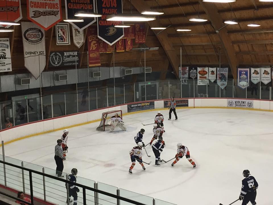 Ventura Mariners 14U vs. Jr Ducks 14U A2 – Tournament Game 2