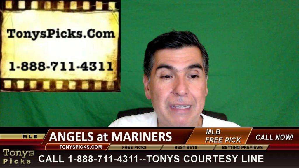 LA Angels vs. Seattle Mariners Pick Prediction MLB Baseball Odds Series Preview