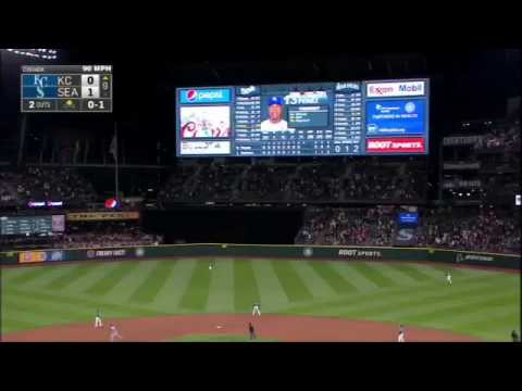 Seattle Mariners top ten franchise plays