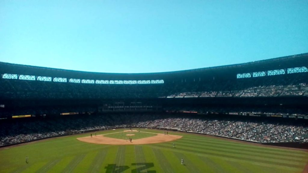 AT A MARINERS BASEBALL GAME! | Wolf_Kitty VLOGS!
