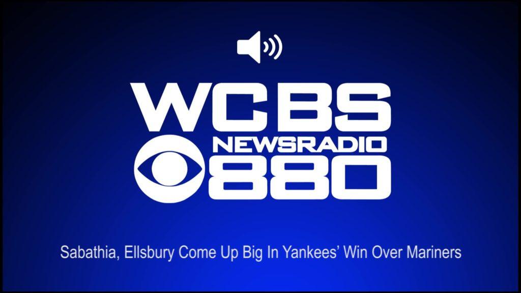 Sabathia, Ellsbury Come Up Big In Yankees' Win Over Mariners (Audio)
