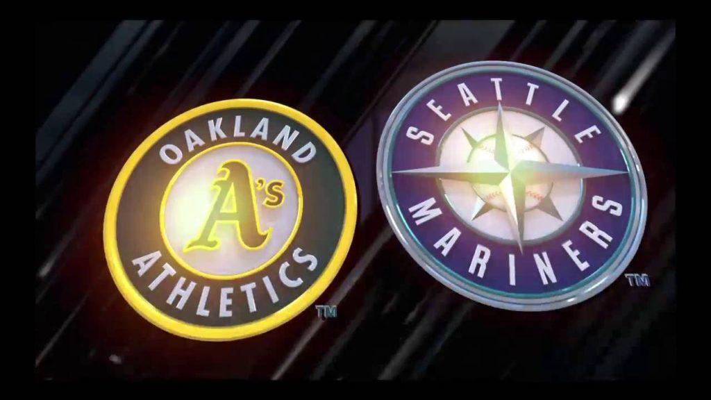 MLB 16 The Show S2   Mariners Franchise vs. Athletics