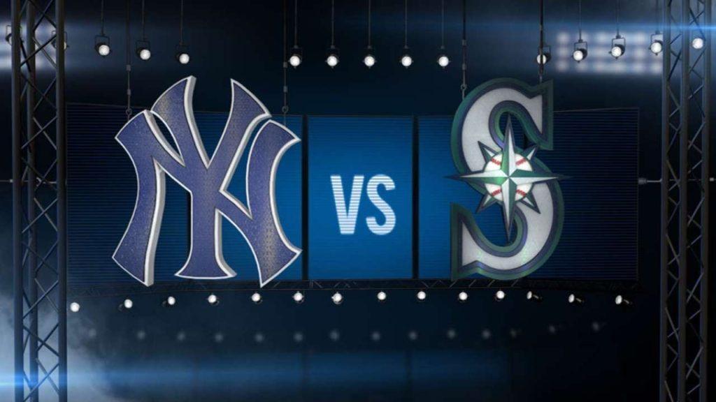 8/22/16: Mariners outlast Yanks in 7-5 slugfest