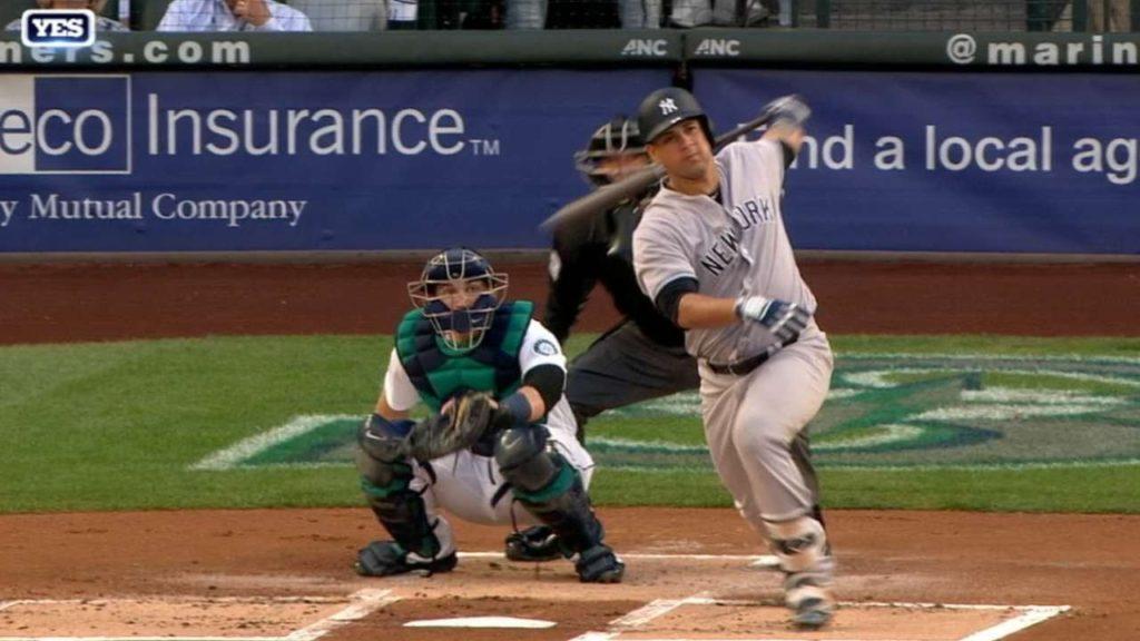 NYY@SEA: Sanchez launches two home runs vs. Mariners