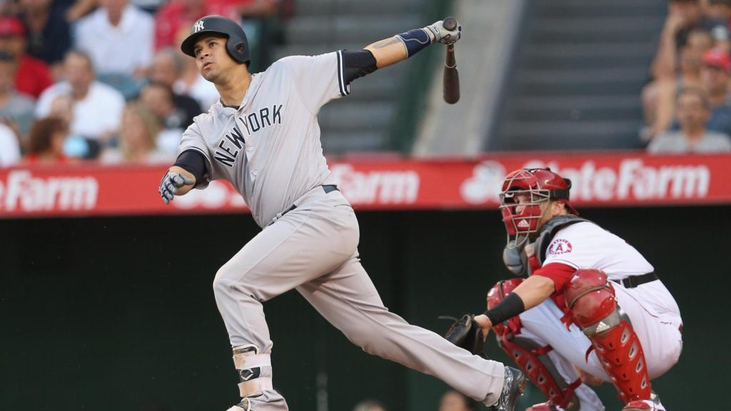 Two Home Run for Gary Sanchez! (New York Yankees Vs Seattle Mariners)