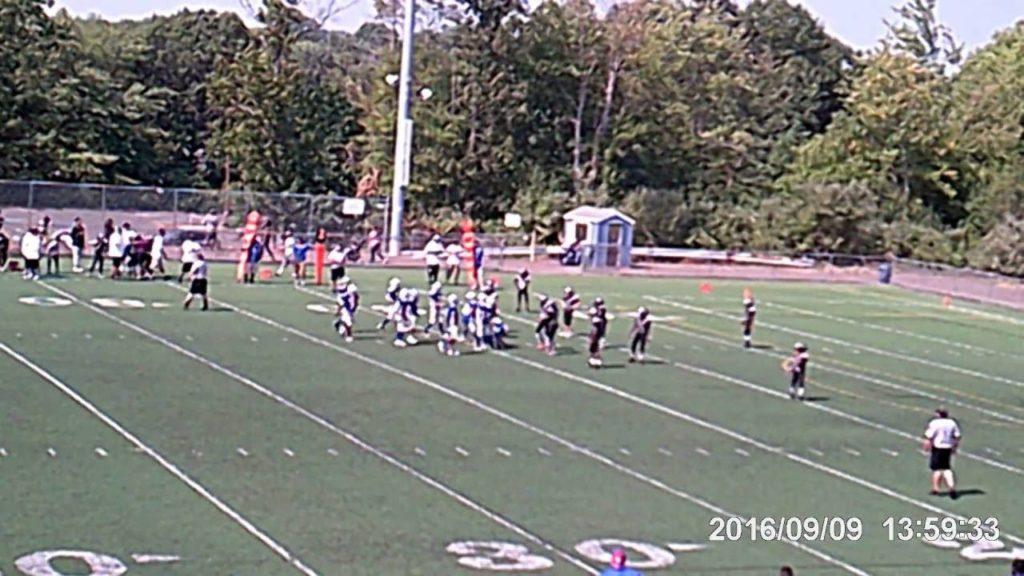 2016 West Haven Seahawks JRPW vs Bridgeport Highlights