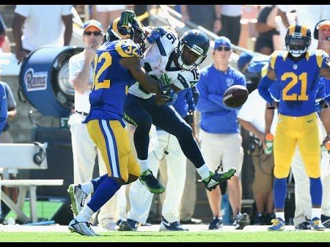 Seahawks vs Rams Full Game HD Season 2016- 17 Week 2 – September 18, 2016