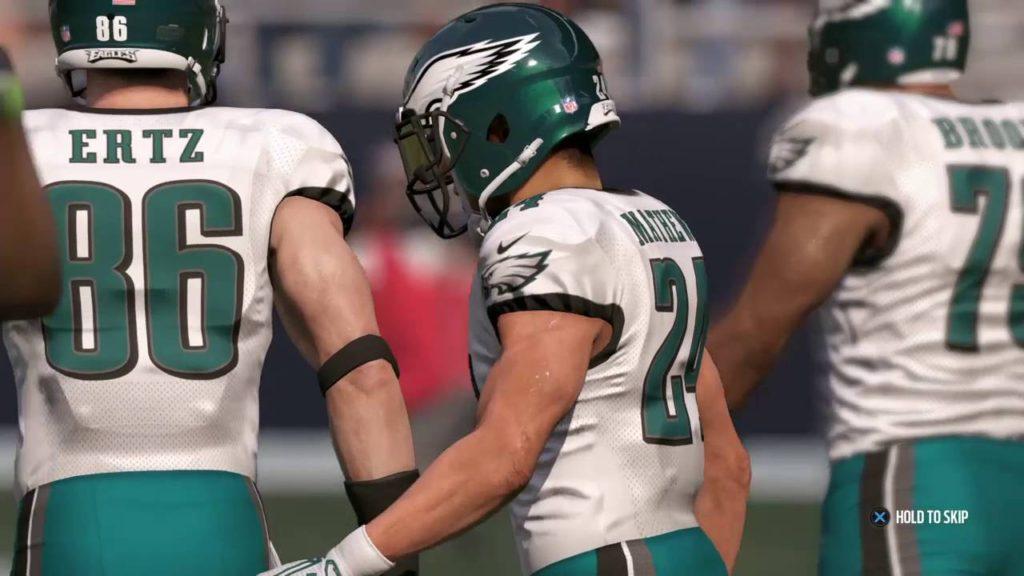 Eagles Year 2: Week 15 @ Seahawks