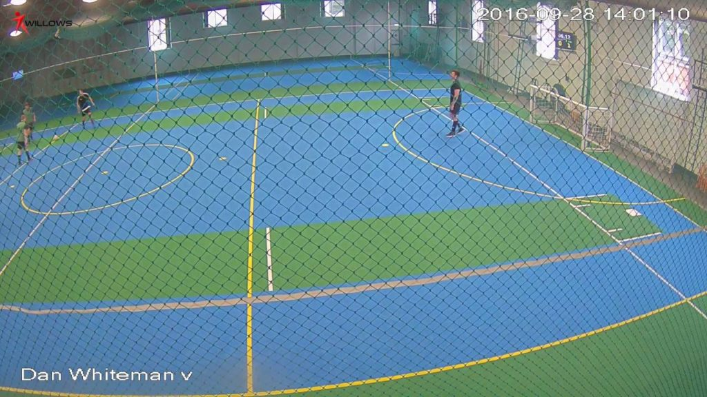 293041 Wembley Willows Sports Centre Cam6 Dan Whiteman v Derby Seahawks Wembley Willows Sports Cent