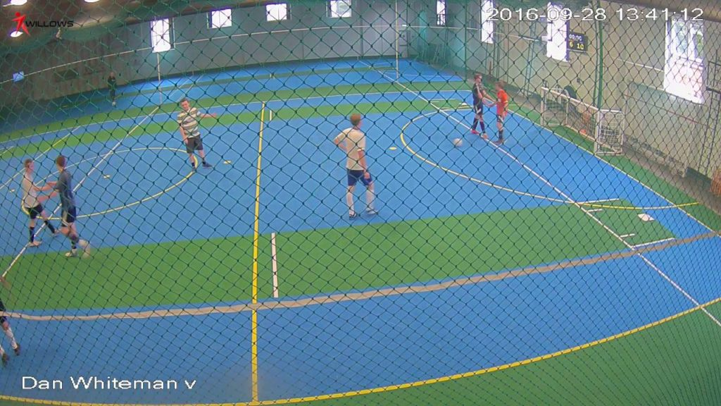 292903 Wembley Willows Sports Centre Cam6 Dan Whiteman v Derby Seahawks Wembley Willows Sports Cent