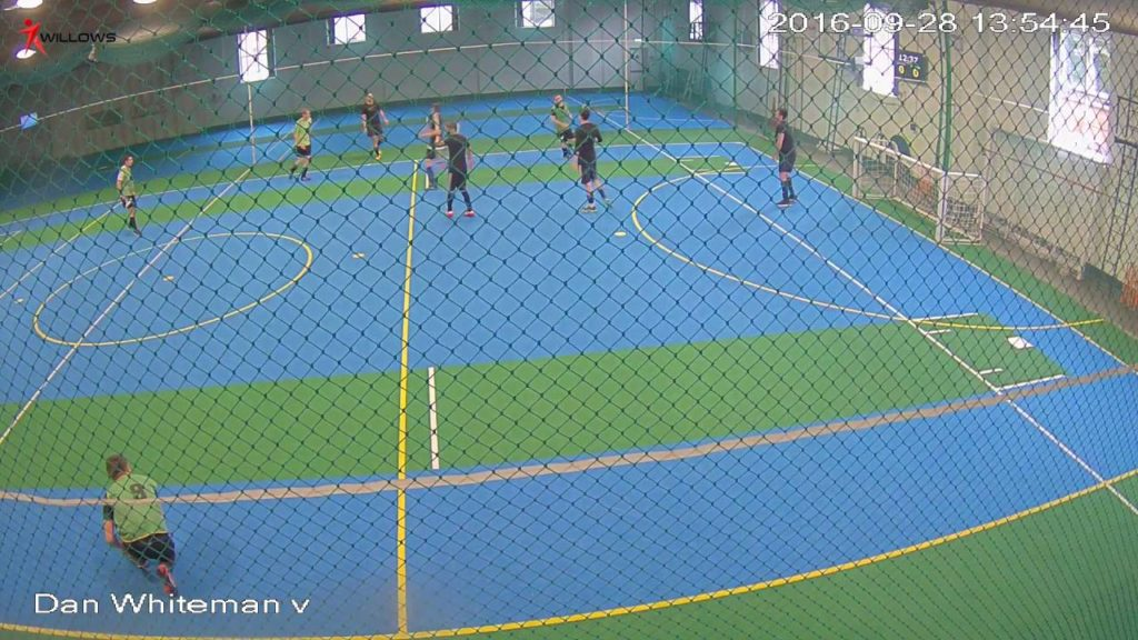 292948 Wembley Willows Sports Centre Cam6 Dan Whiteman v Derby Seahawks Wembley Willows Sports Cent