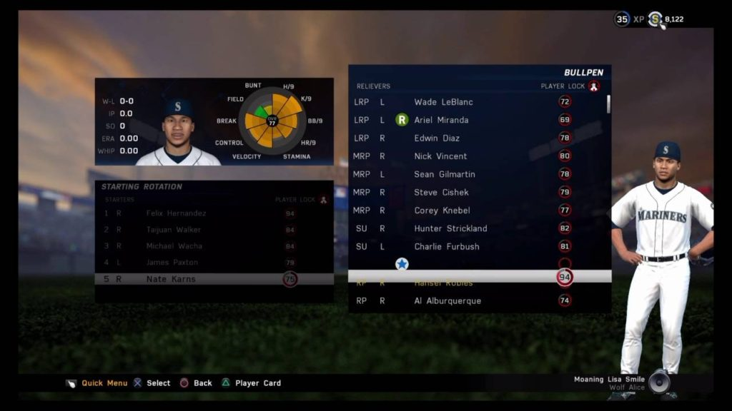 SEATTLE MARINERS FRANCHISE S2 EP1 INTRODUCTION/SPRING TRAINING