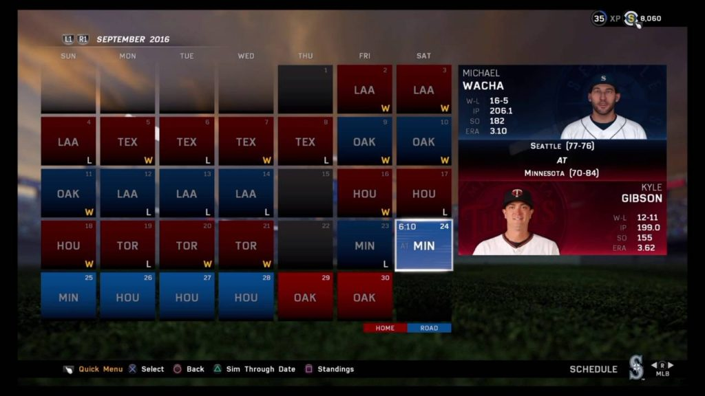 SEATTLE MARINERS FRANCHISE EP. 26 SEASON IS OVER!