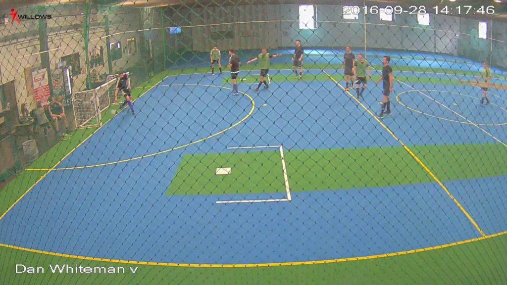 293140 Wembley Willows Sports Centre Cam5 Dan Whiteman v Derby Seahawks