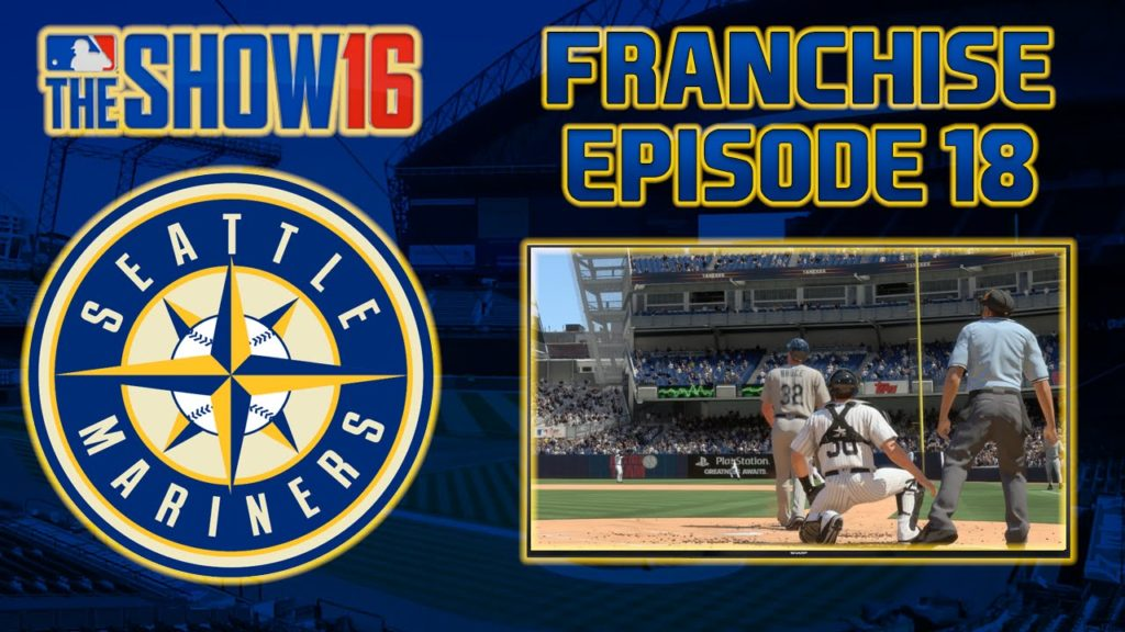 MLB The Show 16 Franchise: Seattle Mariners Ep. 18   Coors Field East