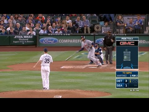 """Tiger Bites One-Minute Highlights 2016: """"Tigers Lose to Mariners in 15 Innings"""" [Game 113] (HD)"""