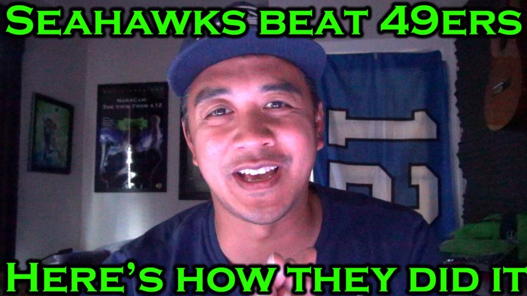 Seahawks beat 49ers, should they sit Russell Wilson?