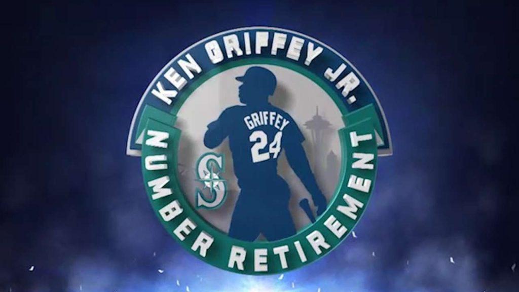 Mariners players, friends congratulate Griffey Jr.