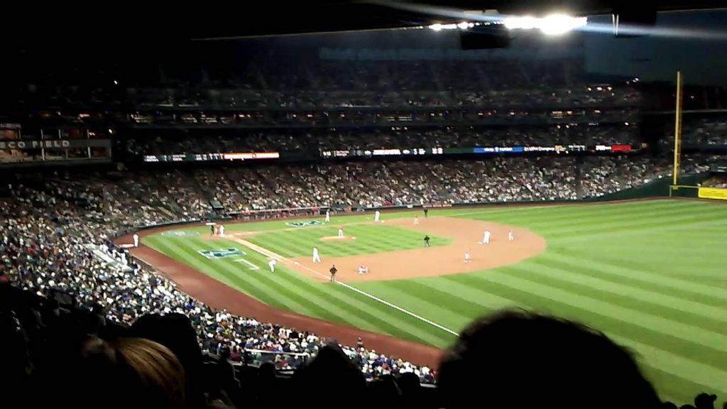 Mariners game
