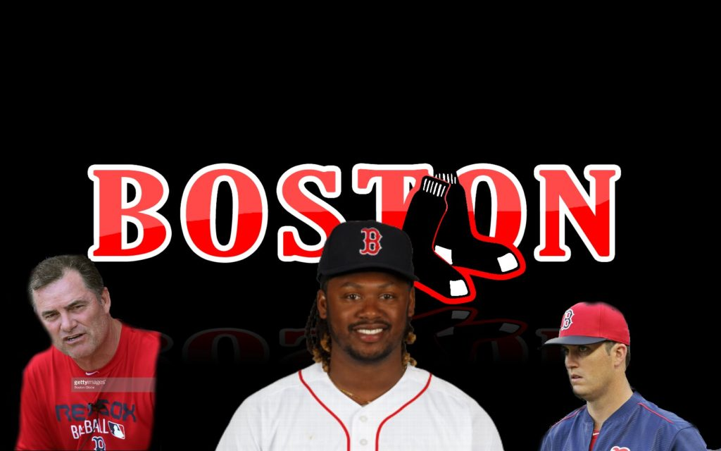 redsox split with mariners and take 1/3 with dodgers