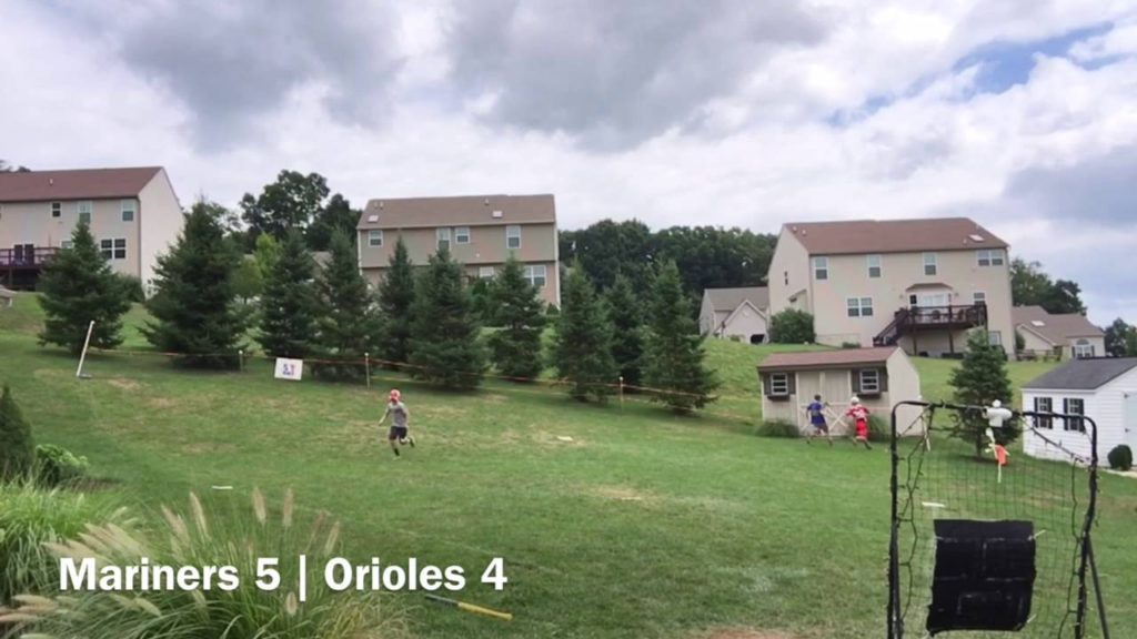 Mariners Vs Orioles | Professional Wiffle Ball