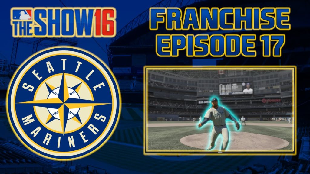 MLB The Show 16 Franchise: Seattle Mariners Ep. 17 | Trade Deadline Madness!!!