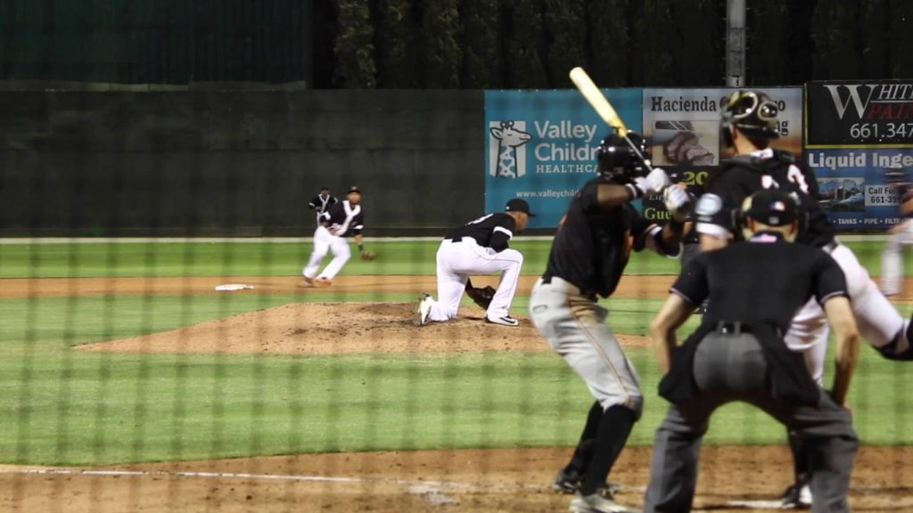 Osmer Morales – RHP – Bakersfield Blaze (Seattle Mariners)