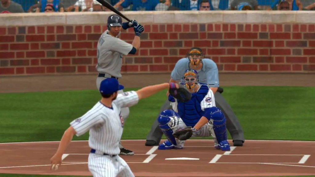 MLB The Show 16 Seattle Mariners vs Chicago Cubs 7 30 2016